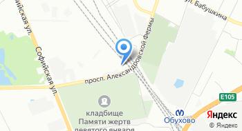 НПФ Дюкон на карте
