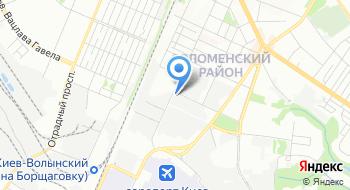 Компания Solidprof на карте