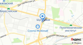 Завод металлоконструкций Scaff на карте