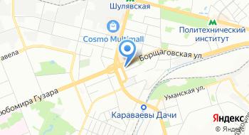 Торговая компания ТерраВита Украина на карте