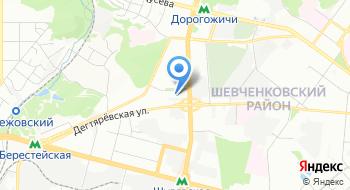 Сервисный центр Автоком на карте