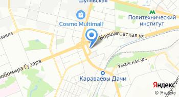 Эко мост на карте
