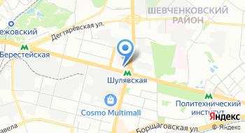 Магазин Издательства Пресса Украины на карте