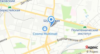 Киберспорт Арена на карте