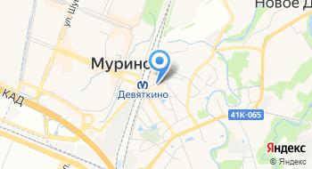 Автовокзал Северный на карте