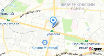 Сервисный центр Компьютерная помощь на карте
