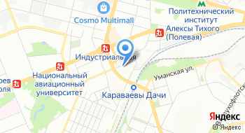ByeBuyCar на карте