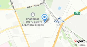 Натяжные потолки на карте