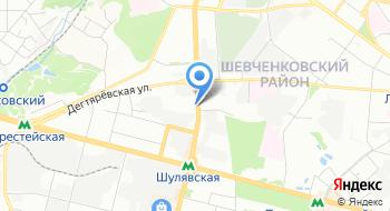 КП Киевпастранс Троллейбусное ремонтно-эксплуатационное депо №2 на карте