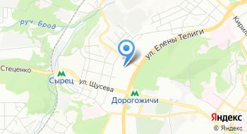 Экспертно-диагностический центр на карте