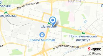 Аудиторская фирма Лидер-Аудит на карте