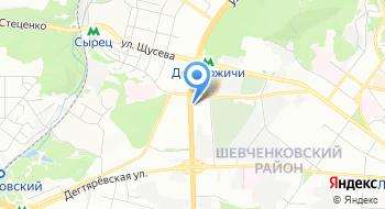 Государственная инспекция сельского хозяйства в Киевской области на карте