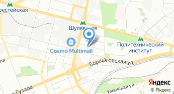 Компания Укрэнергоналадка на карте