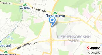 Компания КредитЭкспресс Украина на карте