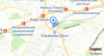 Компьютерный центр Атекс на карте