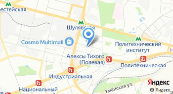 Специализированная школа-детсад Видродження на карте