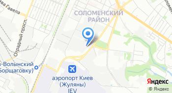 НПП Апекс на карте