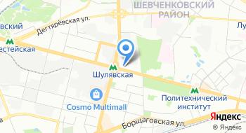 Компания Автоматизатор на карте