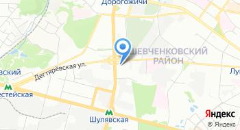 ICDI на карте