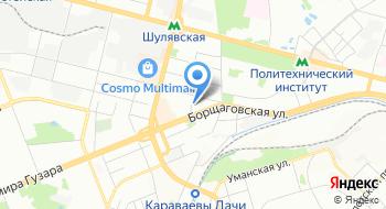 Женская гинекологическая клиника Vita на карте