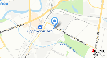 Фку Исправительная колония № 7 на карте