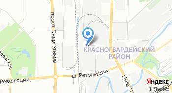 Новоладожский завод теплиц на карте