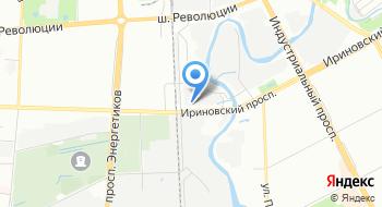 Межотраслевой центр экспертизы и аудита охраны труда на карте