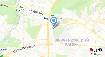 Киевское областное бюро судебно-медицинской экспертизы на карте