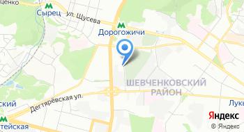 Интернет-магазин Ukrcolor на карте