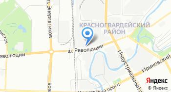 Стропкомплект на карте