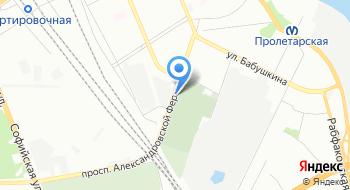 Еврейское кладбище на карте