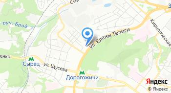 Детский дом культуры Юный Артемовец на карте