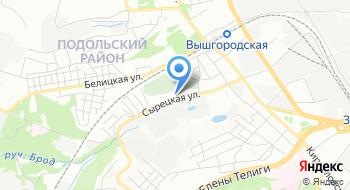 Компания Транснавиком на карте