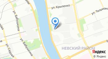 Октябрьский Механический Завод на карте