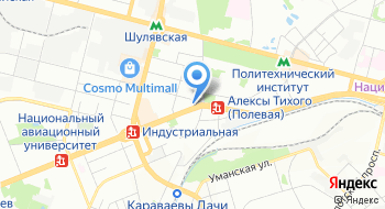 Комплекс хитового отдыха Bionica на карте