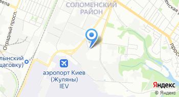 Компания Уттекс на карте