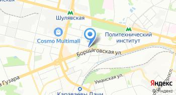 Ассоциация Мусульман Украины на карте