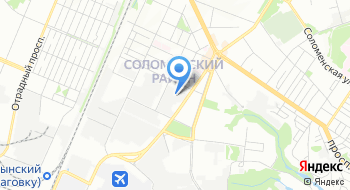 Компания Укррыба на карте
