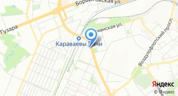 ТОВ Центральная биохимическая лаборатория на карте