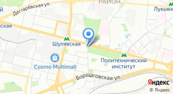 Укртехновации на карте