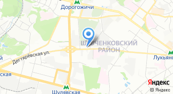 Компания Принт Менеджмент Технолоджис на карте