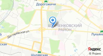 Интернет-магазин МегаМускул на карте