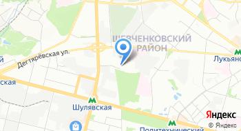 Компания Эксперт Солюшнз на карте