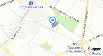 Интернет-магазин Длясалона.рф на карте