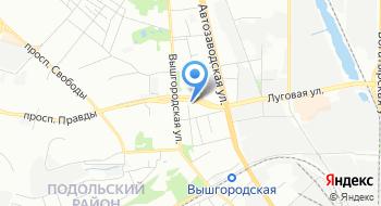 Компания Доминат Групп на карте