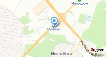 Магазин Техноскар на карте