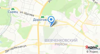 Государственный историко-мемориальный Лукьяновский заповедник на карте