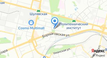Компания Сольвейг на карте