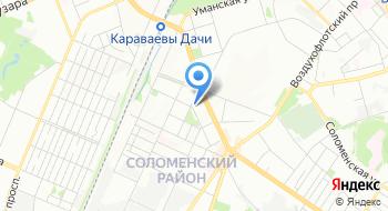 Центр психологии танца Светланы Липинской на карте