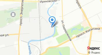 АлюмВерк на карте